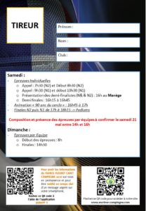 Flyer A6 Recto Tireur